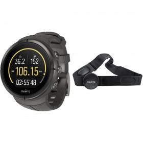 Мъжки часовник SUUNTO SPARTAN ULTRA STEALTH TITANIUM HR - SS022656000