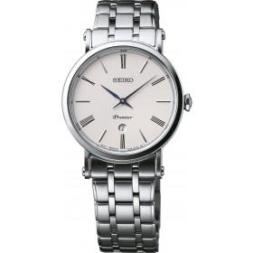 Дамски часовник Seiko Premier Classic - SXB429P1
