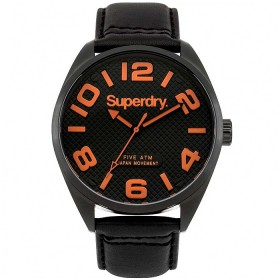 Мъжки часовник Superdry Military - SYG192BRA