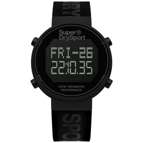 Унисекс часовник Superdry Digi Pedometer - SYG203BB