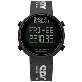 Унисекс часовник Superdry Digi Pedometer - SYG203E