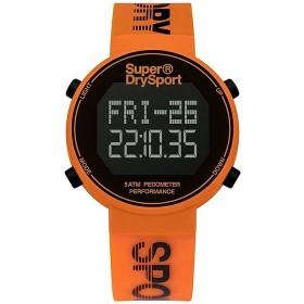 Унисекс часовник Superdry Digi Pedometer - SYG203O