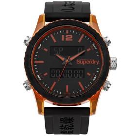 Мъжки часовник Superdry Tokyo Anadigi - SYG206B