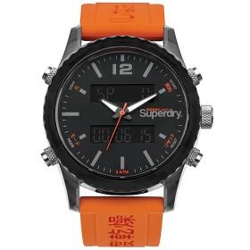 Мъжки часовник Superdry Tokyo Anadigi - SYG206O