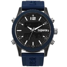 Мъжки часовник Superdry Tokyo Anadigi - SYG206U