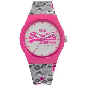 Дамски часовник Superdry Urban Floral - SYL169EP