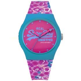 Дамски часовник Superdry Urban Floral - SYL169UP