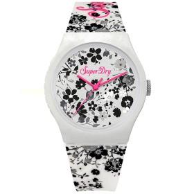 Дамски часовник Superdry Urban Ditsy - SYL177WB