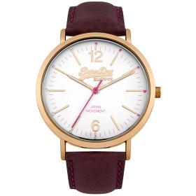 Унисекс часовник Superdry Oxford Leather - SYL194V