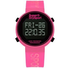 Дамски часовник Superdry Digi Pedometer - SYL203P