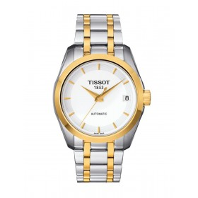 Дамски часовник Tissot Couturier - T035.207.22.011.00