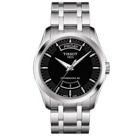 Мъжки часовник Tissot Couturier - T035.407.11.051.01