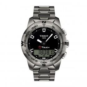 Мъжки часовник Tissot T-Touch 2 - T047.420.44.051.00