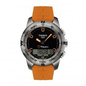 Мъжки часовник Tissot T-Touch 2 - T047.420.47.051.01
