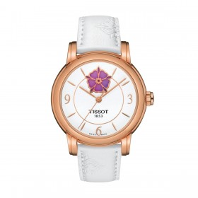 Дамски часовник Tissot Powermatic 80 Lady Heart - T050.207.37.017.05