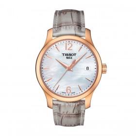Дамски часовник Tissot Tradition - T063.210.37.117.00