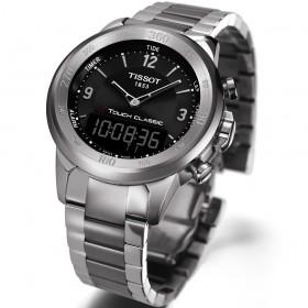 Мъжки часовник TISSOT T-Touch Classic - T083.420.11.057.00