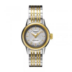 Дамски часовник TISSOT Carson Automatic - T085.207.22.011.00