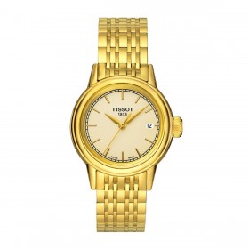 Дамски часовник Tissot Carson - T085.210.33.021.00