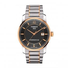 Мъжки часовник Tissot Titanium Automatic - T087.407.55.067.00