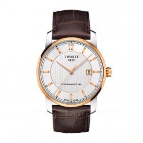 Мъжки часовник Tissot Titanium Automatic - T087.407.56.037.00