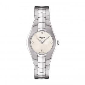 Дамски часовник Tissot T-Round - T096.009.11.116.00