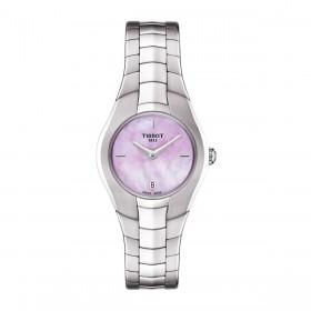 Дамски часовник Tissot T-Round - T096.009.11.151.00