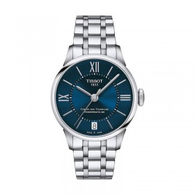 Дамски часовник Tissot Chemin Des Tourelles Powermatic 80 - T099.207.11.048.00