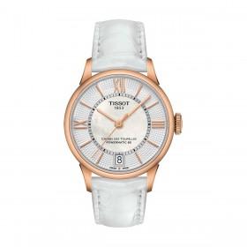 Дамски часовник Tissot Powermatic 80 - T099.207.36.118.00