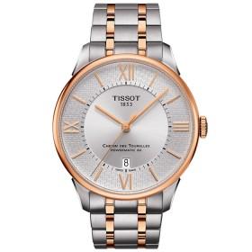 Мъжки часовник Tissot Chemin Des Tourelles Helvetic Pride - T099.407.22.038.01
