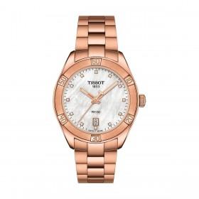 Дамски часовник Tissot PR 100 - T101.910.33.116.00