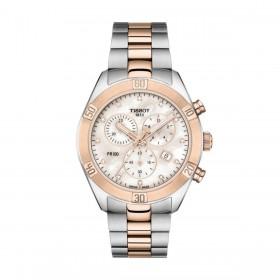 Дамски часовник Tissot PR 100 - T101.917.22.116.00