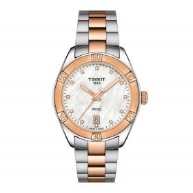 Дамски часовник Tissot PR 100 Sport Chic - T101.910.22.116.00