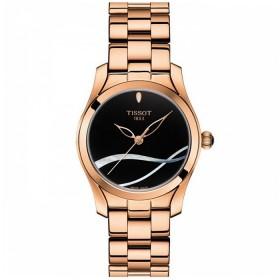 Дамски часовник Tissot T-Wave - T112.210.33.051.00