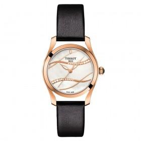 Дамски часовник Tissot T-Wave - T112.210.36.111.00