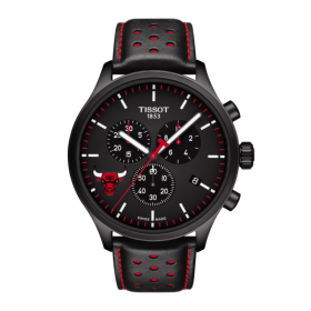Мъжки часовник Tissot CHRONO XL NBA CHRONOGRAPH CHICAGO BULLS - T116.617.36.051.00