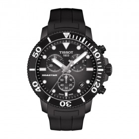 Мъжки часовник TISSOT SEASTAR 1000 CHRONOGRAPH  - T120.417.37.051.02