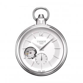 Джобен часовник Tissot Pocket 1920 Mechanical - T854.405.19.037.01