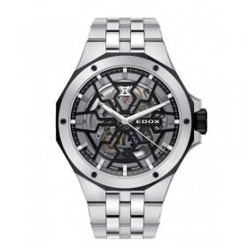 Мъжки часовник Edox Delfin Mecano - 85303 3NM NBG