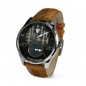 Мъжки часовник Alexander Shorokhoff CROSSING AUTOMATIC LIMITED EDITION 25 PIECES - AS.JH01-4