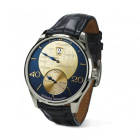 Мъжки часовник Alexander Shorokhoff CROSSING AUTOMATIC LIMITED EDITION 25 PIECES - AS.JH01-3