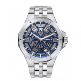 Мъжки часовник Edox Delfin Mecano - 85303 3M BUIGB