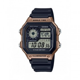 Мъжки часовник Casio Collection - AE-1200WH-5AVEF