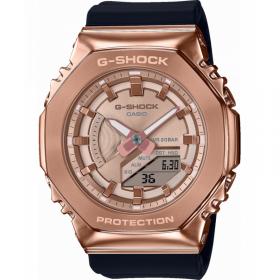 Дамски часовник Casio G-Shock - GM-S2100PG-1A4ER