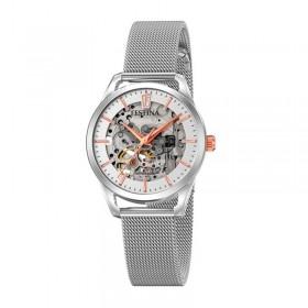 Дамски часовник FESTINA Skeleton Automatic - F20538/1