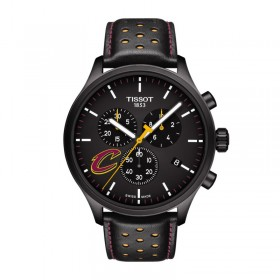 Мъжки часовник TISSOT CHRONO XL NBA TEAMS SPECIAL CLEVELAND CAVALIERS EDITION - T116.617.36.051.01