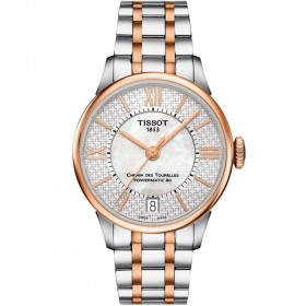 Дамски часовник Tissot Chemin Des Tourelles - T099.207.22.118.01