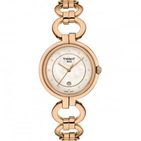 Дамски часовник Tissot  Flamingo - T094.210.33.116.01