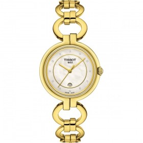 Дамски часовник Tissot  Flamingo - T094.210.33.116.00