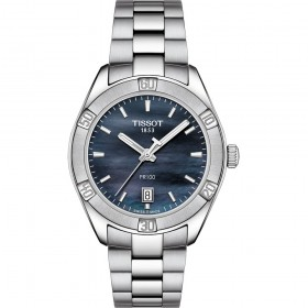 Дамски часовник Tissot PR 100 - T101.910.11.121.00
